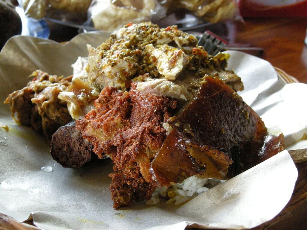 Babi Guling Top Ten Meals in Southeast Asia