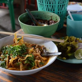 Khao Soi Top Ten Dishes in Southeast Asia