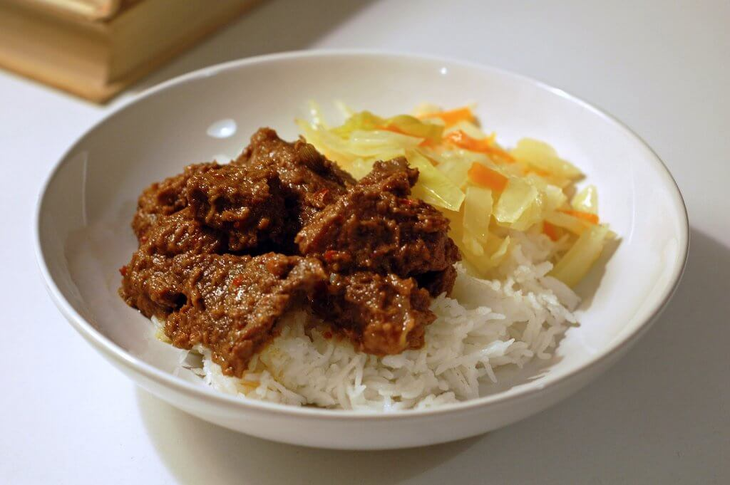 Beef Rendang Top Ten Meals Southeast Asia