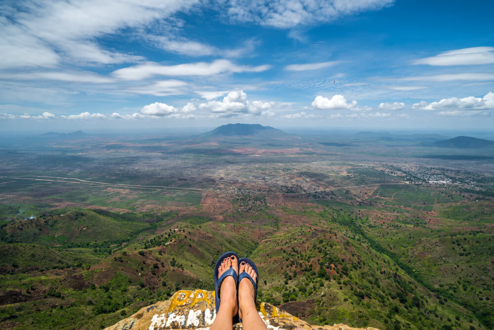 lushoto tanzania guide