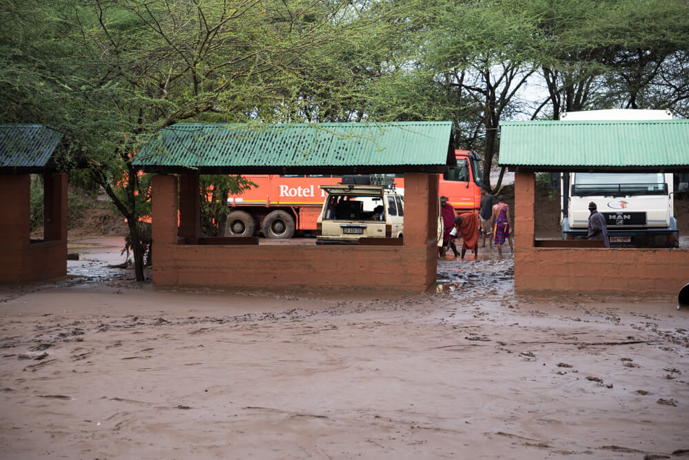 flash flood africa