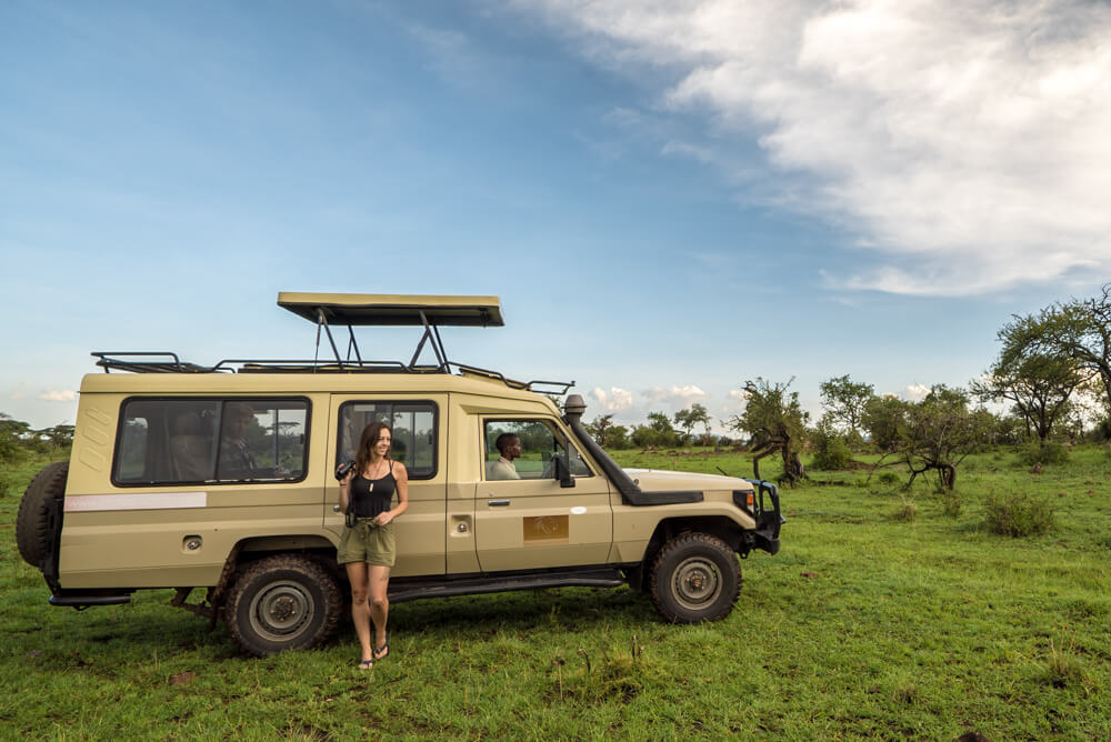 solo female travel africa