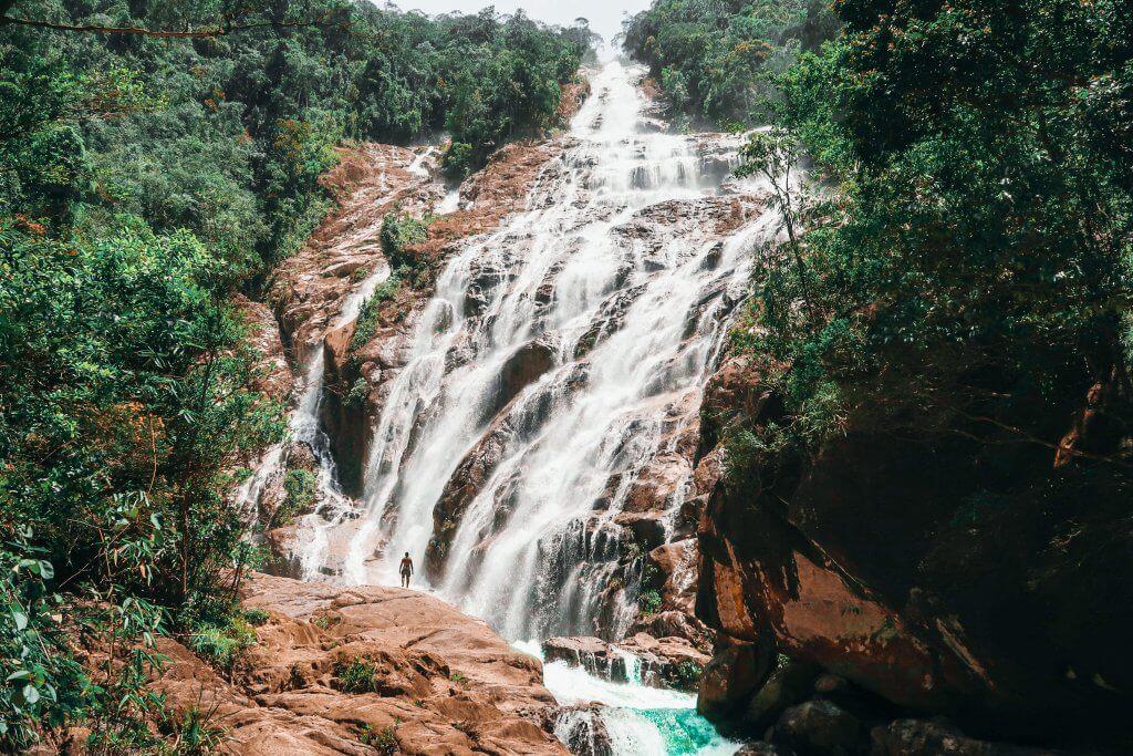 Chemerung Waterfall