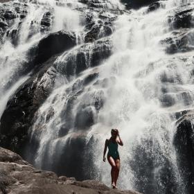 Malaysia's Hidden Waterfall, Chemerung Falls