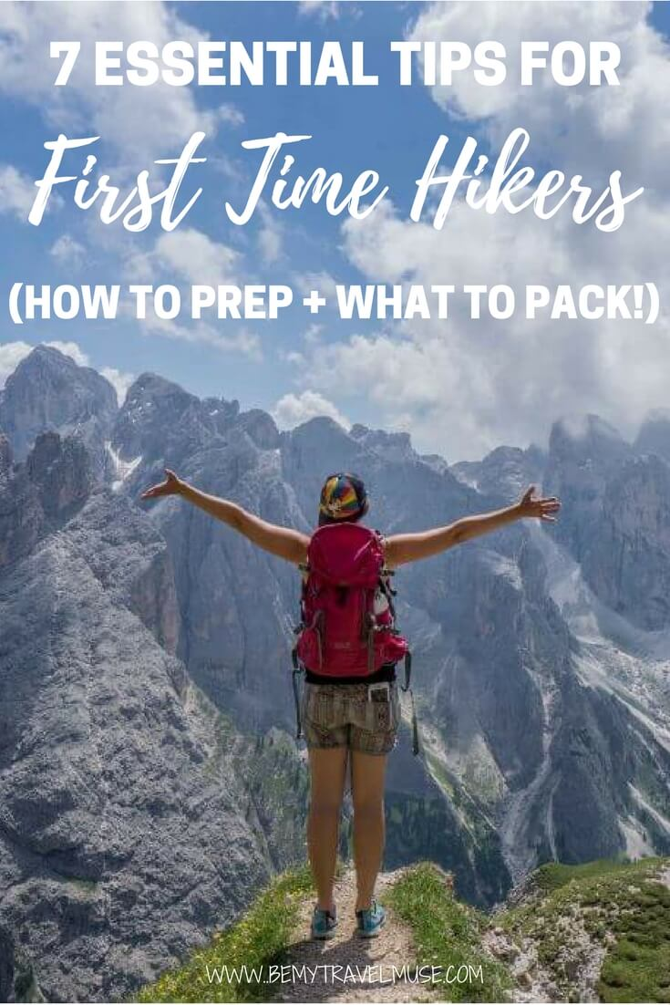 Here are my best tips on how to prep and what to pack for your first backpacking trip | Packing for backpacking trip | Prepare for backpacking trip | Backpacking trip tips | first time backpackers | Be My Travel Muse