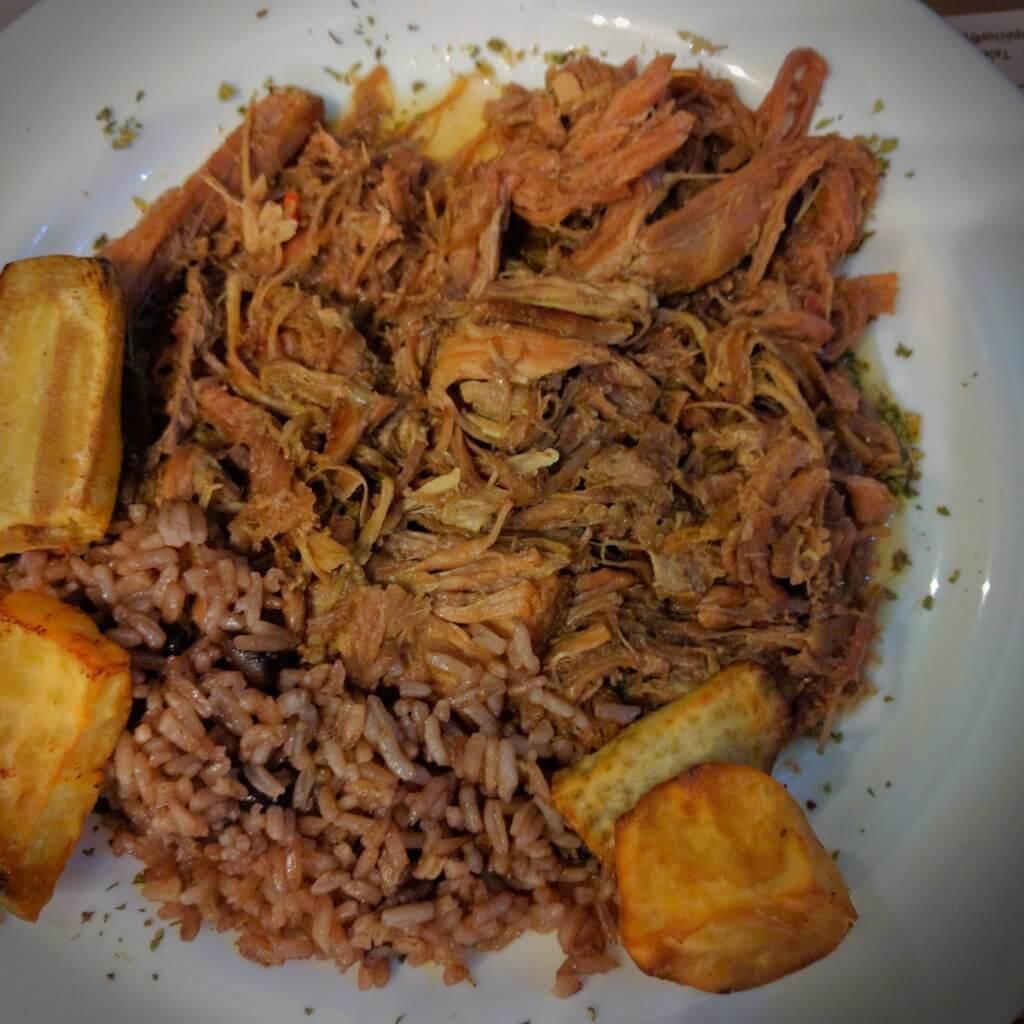 Vaca Frita Cuba's Best Food