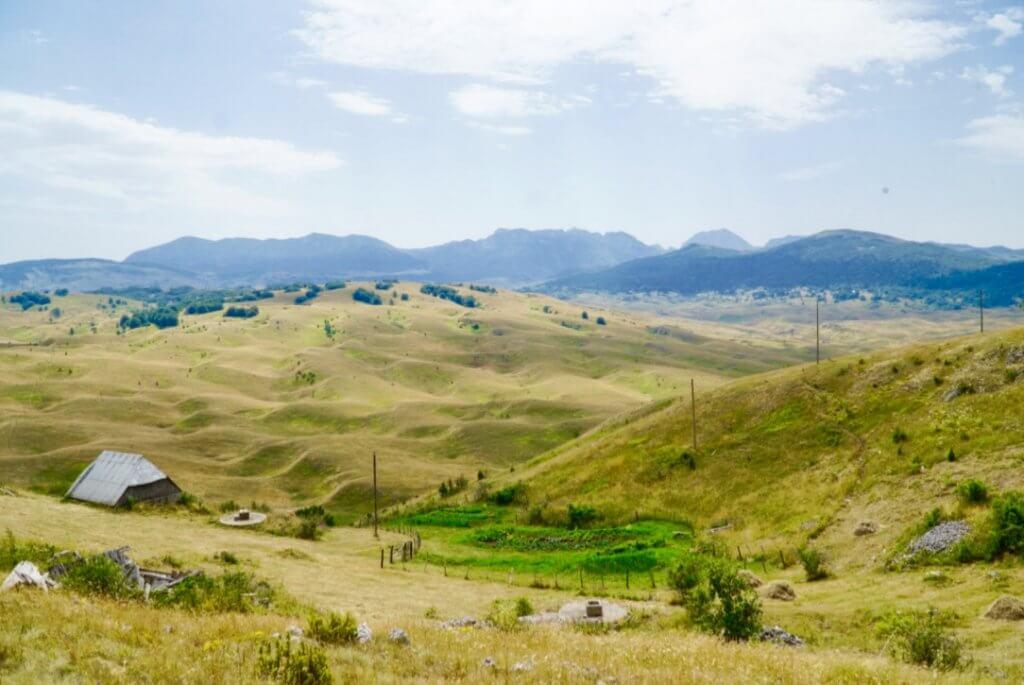 The Piva Plateau
