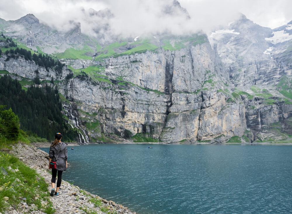 oeschinen lake guide