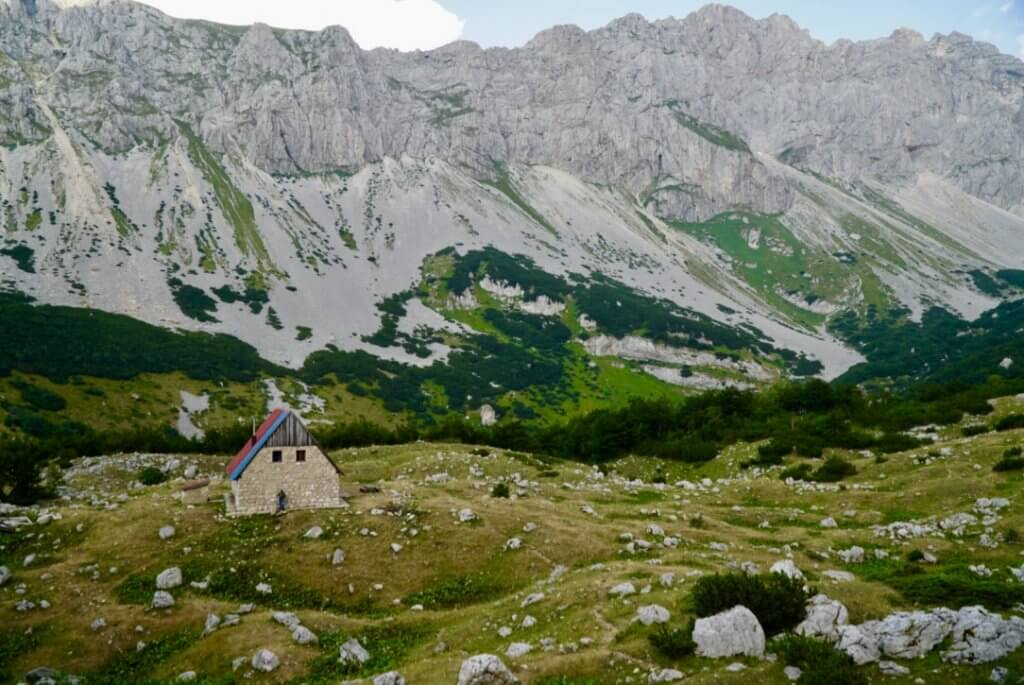 Planinarski Dom Mountain Hut