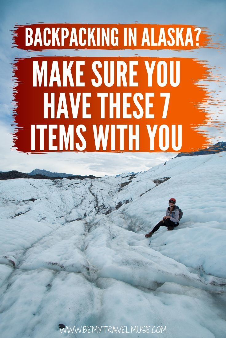 What To Pack For Backpacking In Alaska