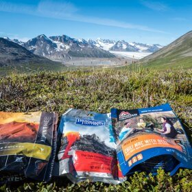 A Definitive Ranking of the Best Instant Backpacking Meals