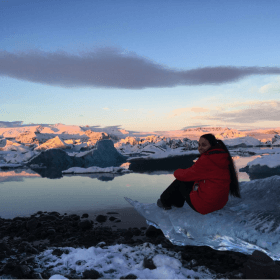 Solo Female Travel Stories: Sibéal the Arctic Explorer