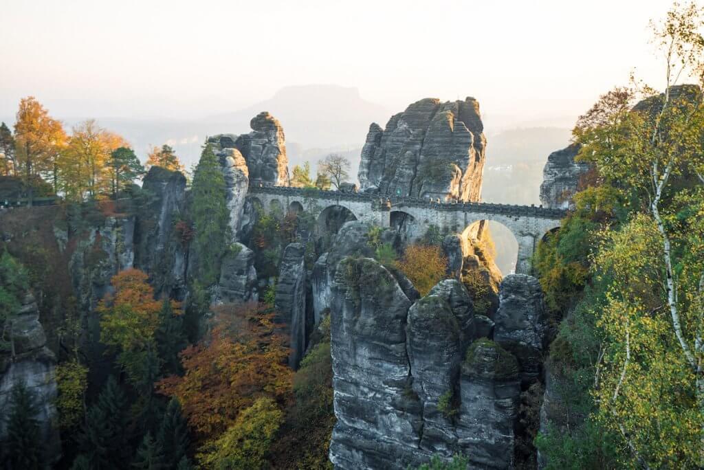 Saxon Switzerland guide