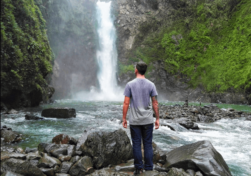 PHILIPPINES batad waterfall