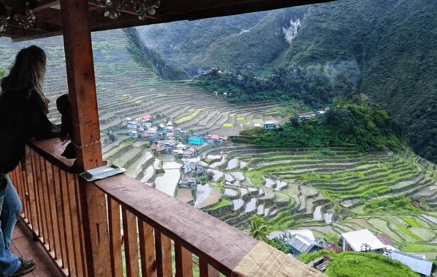philippines batad transient house