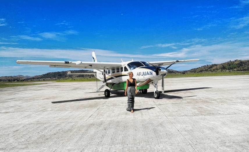 Philippines air juan