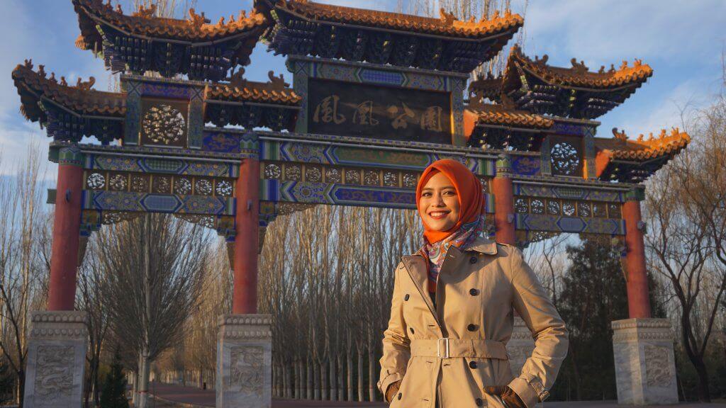 muslim solo female travelers