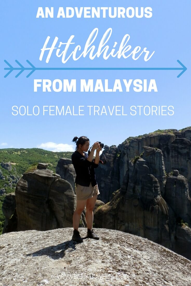 Meet Seeyin, an adventurous hitchhiker from Malaysia who hitchhiked in 7 countries at the age of 19 | Solo female travel story | hitchhiking girl | Be My Travel Muse