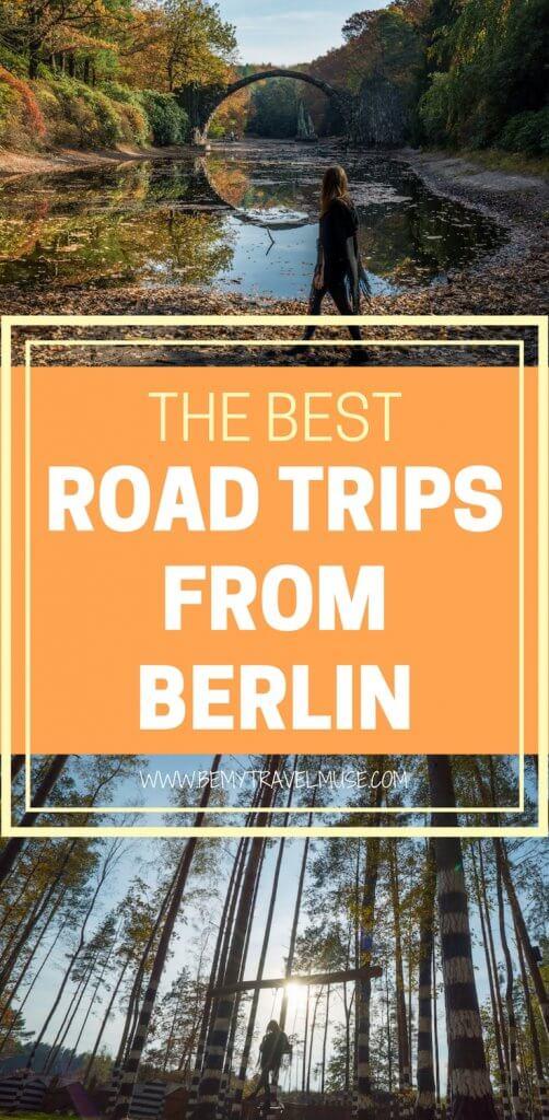 The best road trips from Berlin with six amazing stops   Berlin roadtrips   Berlin travel things to do   Berlin travel tips   Berlin city guide   Berlin Germany   Be My Travel Muse #Berlin #roadtrips