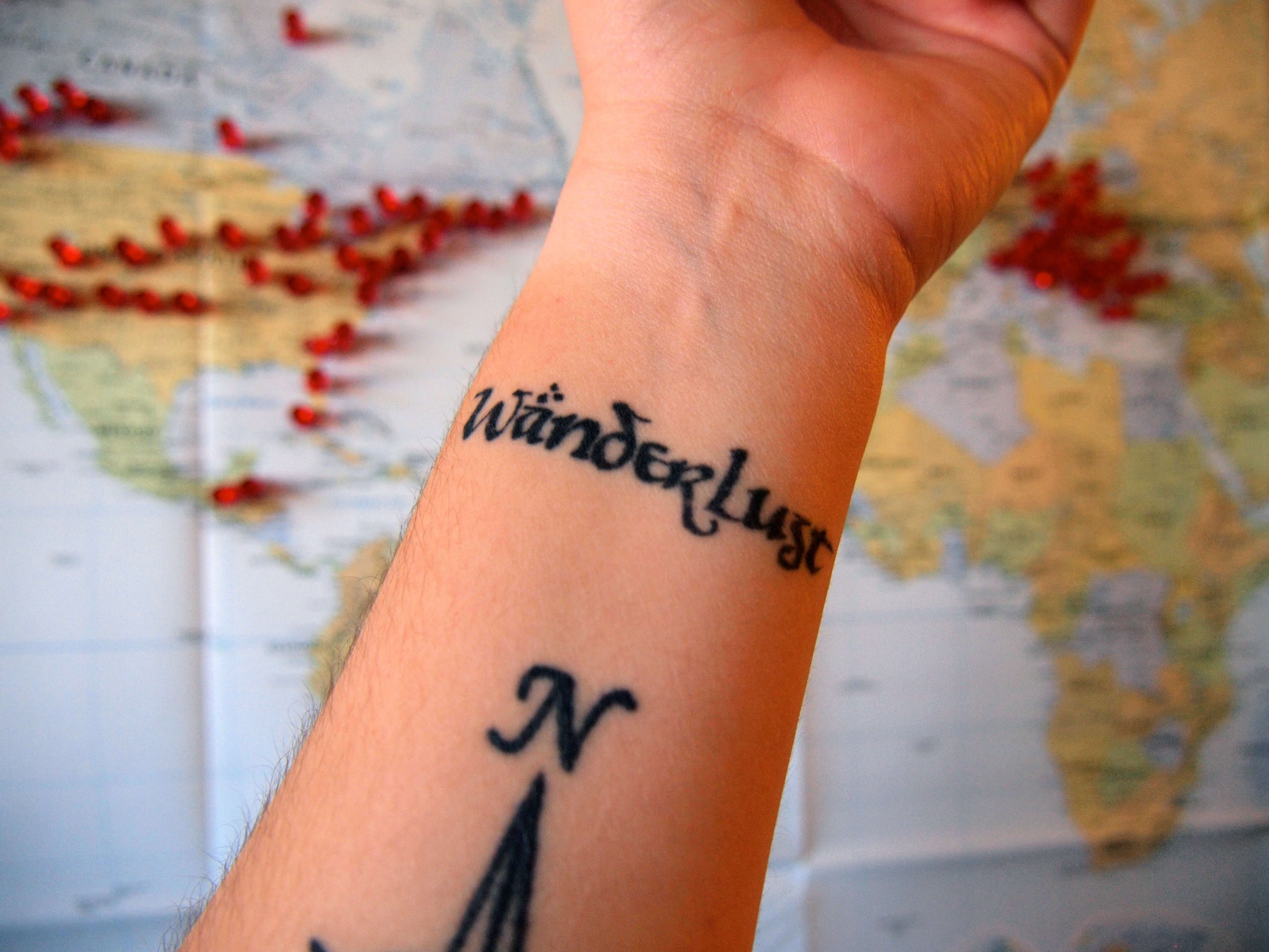 New Zealand Themed Tattoos: Travel Tattoos From Around The World