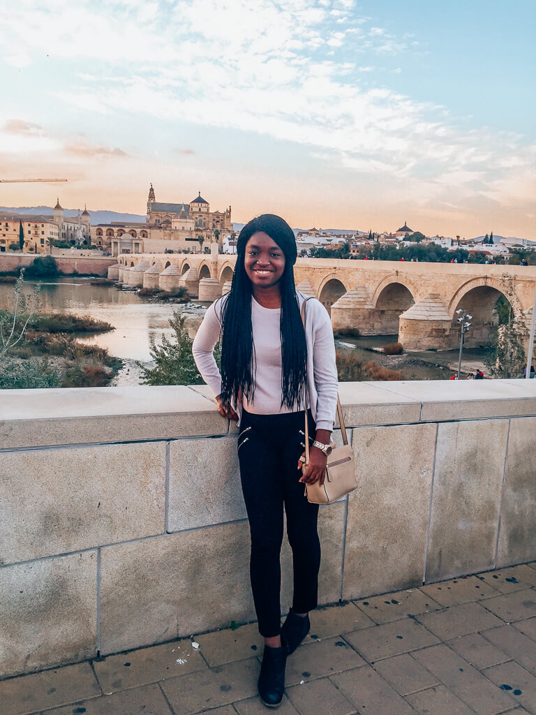 african american solo female traveler