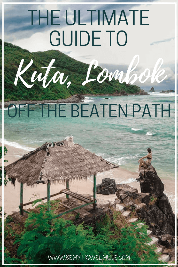 The ultimate guide to Bali, Lombok. Not to be confused with the popular Bali, this beautiful spot in Lombok is laid back and peaceful. Click to check out the best beaches, where to stay, where to eat and what to do. Indonesia travel tips | Indonesia off the beaten path | Be My Travel Muse