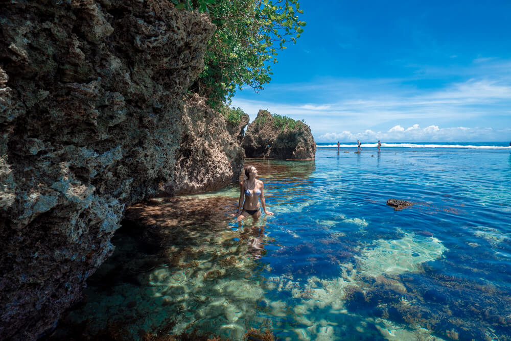 siargao Island the Philippines