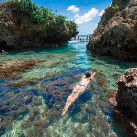 siargao Magapunko Rock Pools