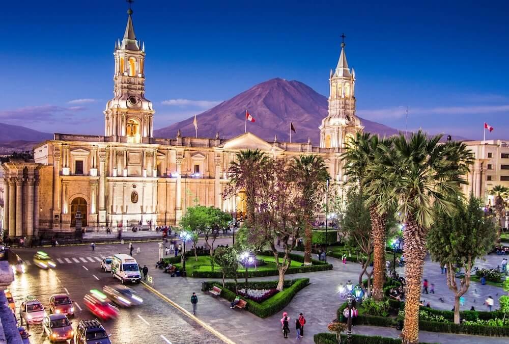 arequipa peru itinerary