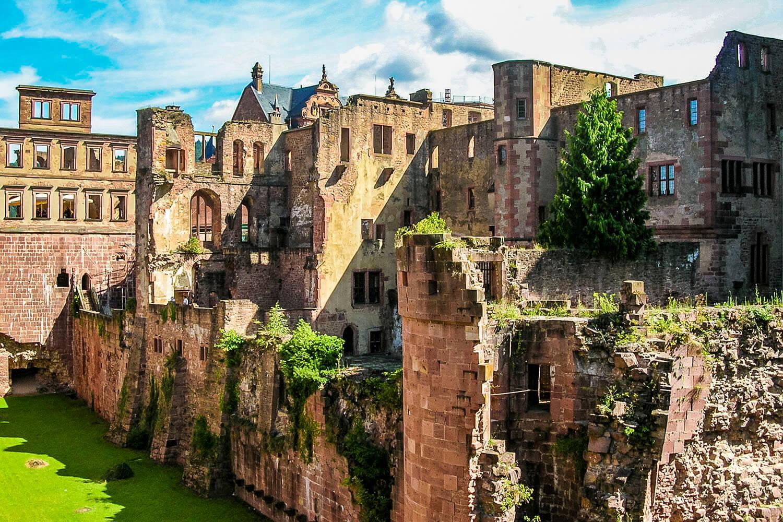castles in Germany