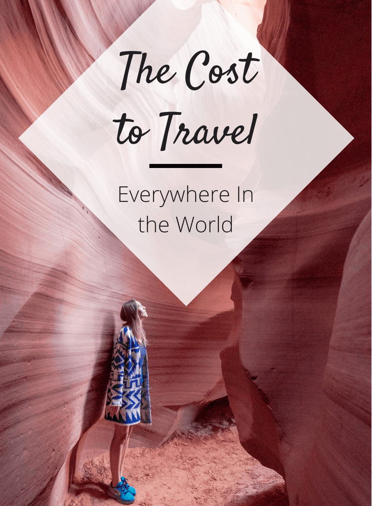 the cost to travel