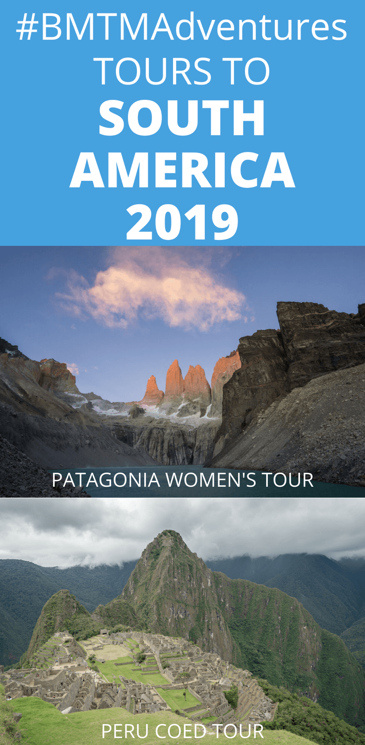 Join me and a group of amazing Be My Travel Muse readers as we head for an epic adventure in Patagonia and Peru in 2019! Click for more details.