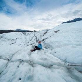 The Magical Matanuska Glacier Hike