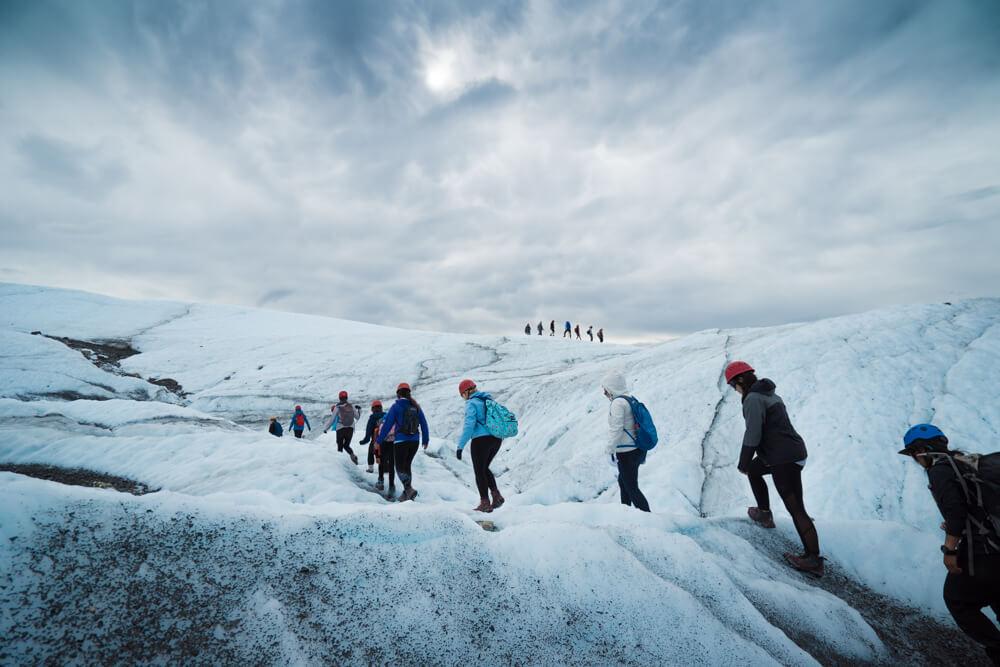 matanuska glacier hike