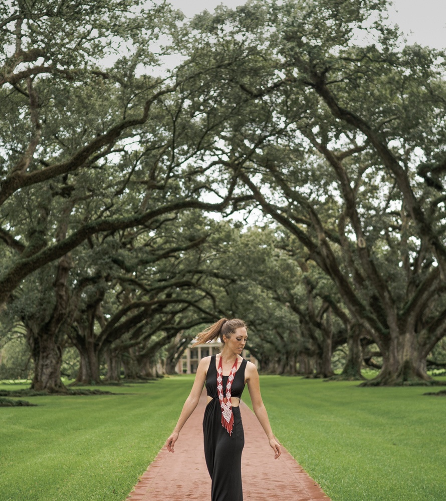 new orleans itinerary oak alley plantation