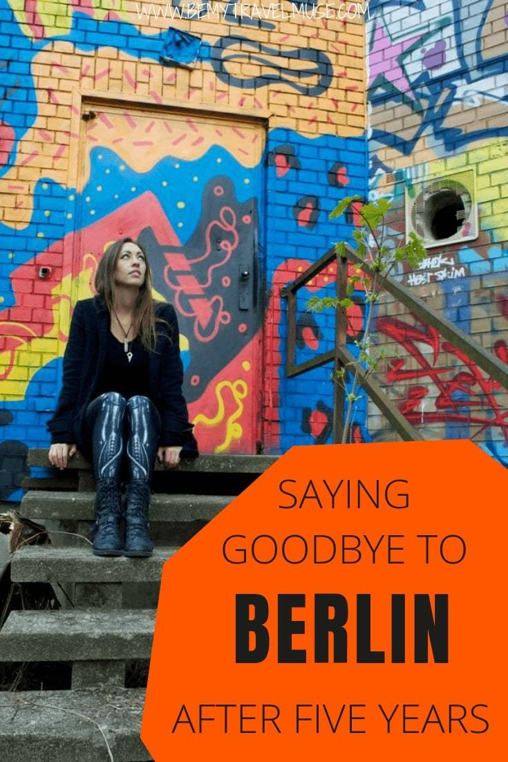 After living in Berlin, Germany as an expat for over 5 years, it is time to leave. Click to read what made me move to Berlin, and what made me decided to say goodbye.