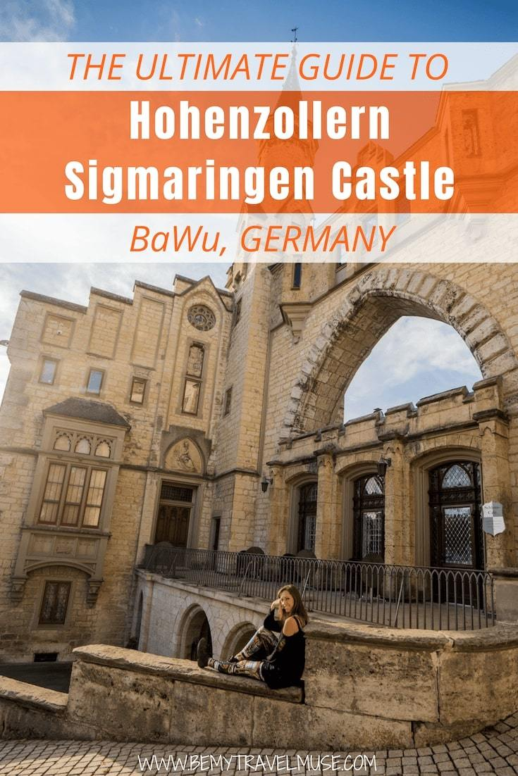 Germany is full of dreamy castles, but to me, Hohenzollern Sigmaringen is possibly the fairest castle of them all! Here's a complete guide to the gothic castle located in Baden-Wüttemberg, with a brief history, more photos, and tips on how to see it up close and from afar. It's also the perfect day trip destination from Stuttgart!