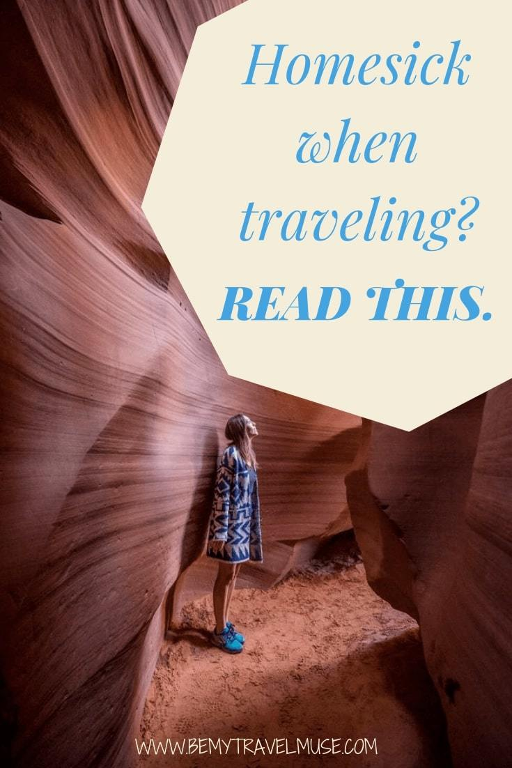 Are you a long term traveler who is currently feeling homesick? OHave you been on the road for a long period of time and you no longer know where home is? This article is for you then. #SoloFemaleTravel #LongTermTravel