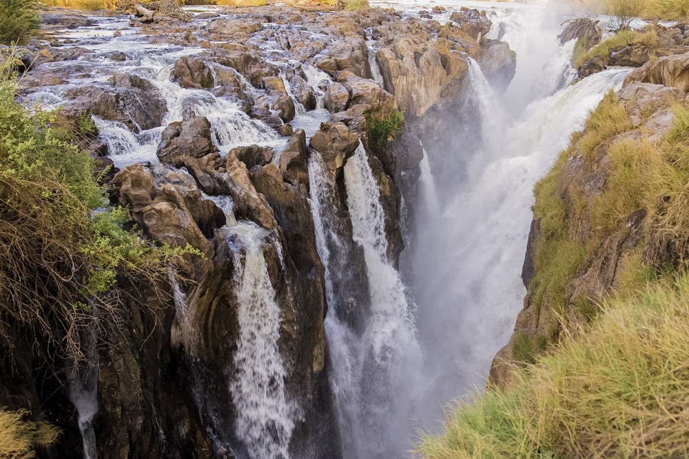 Epupa falls namibia road trip