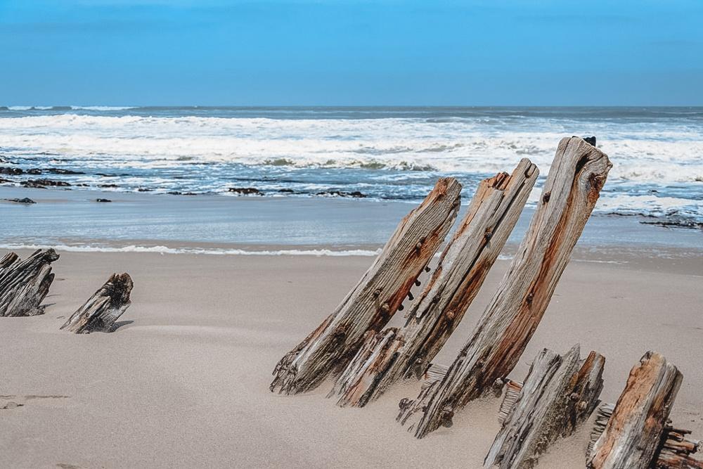 skeleton coast namibia road trip