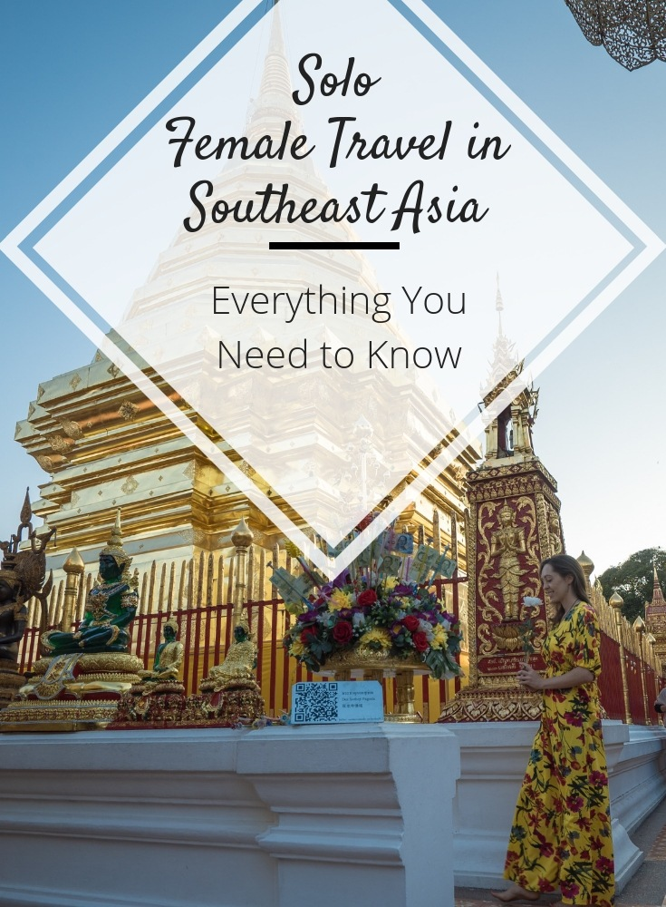 solo female travel southeast asia