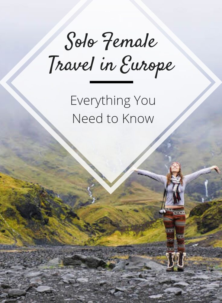 solo female travel europe