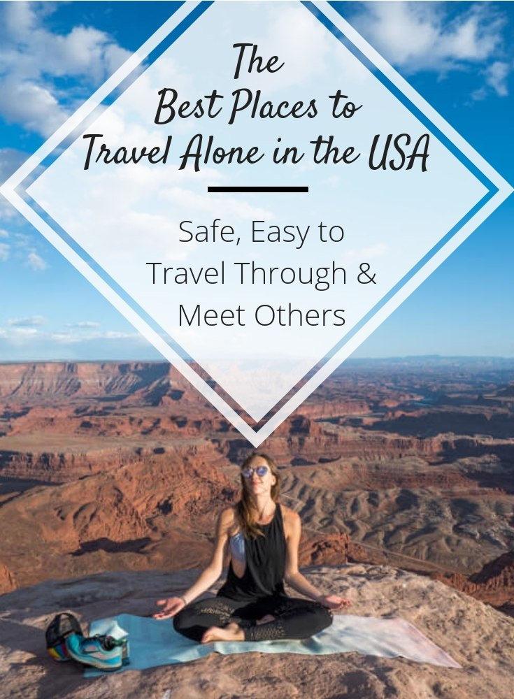 solo female travel usa