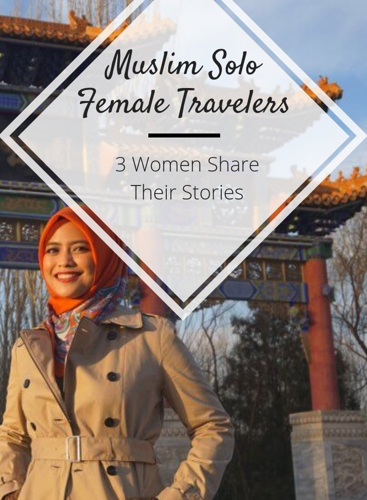 muslim solo female traveler
