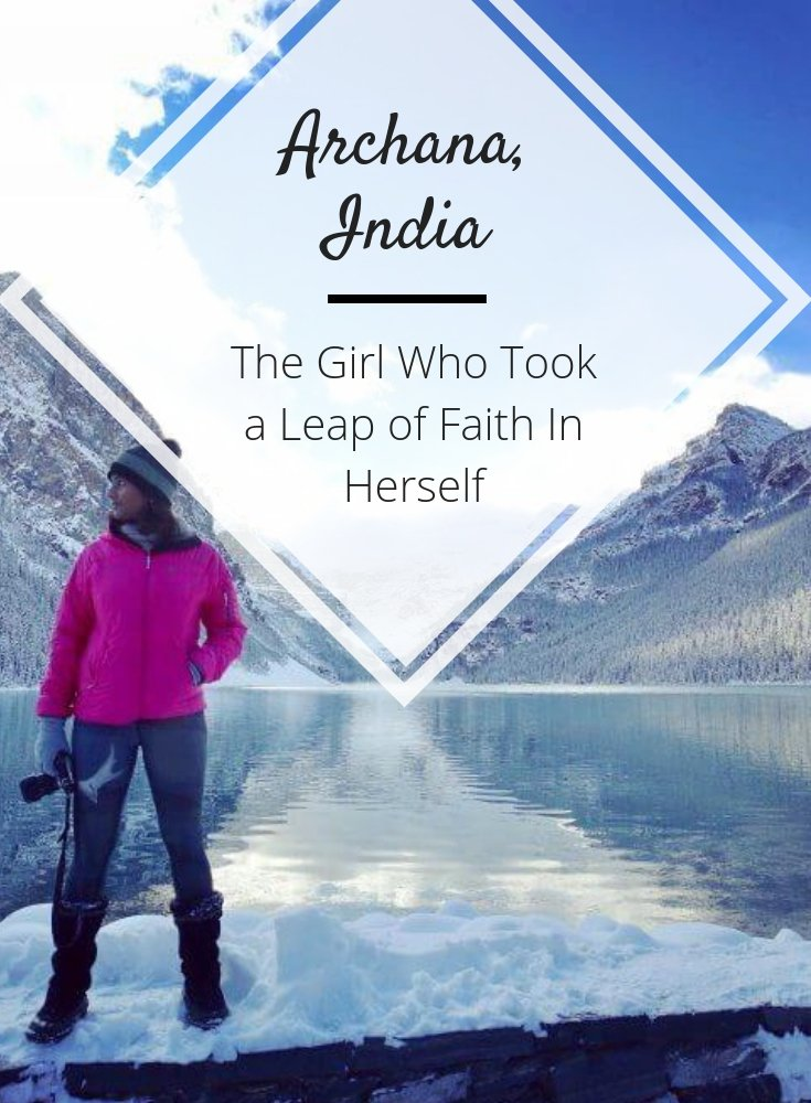 indian solo female traveler