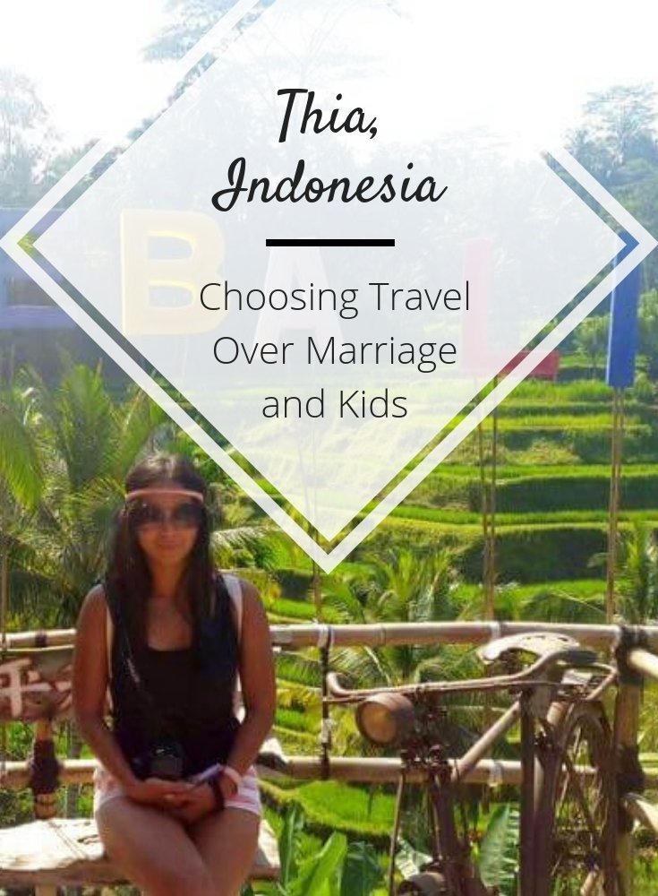indonesia solo female traveler