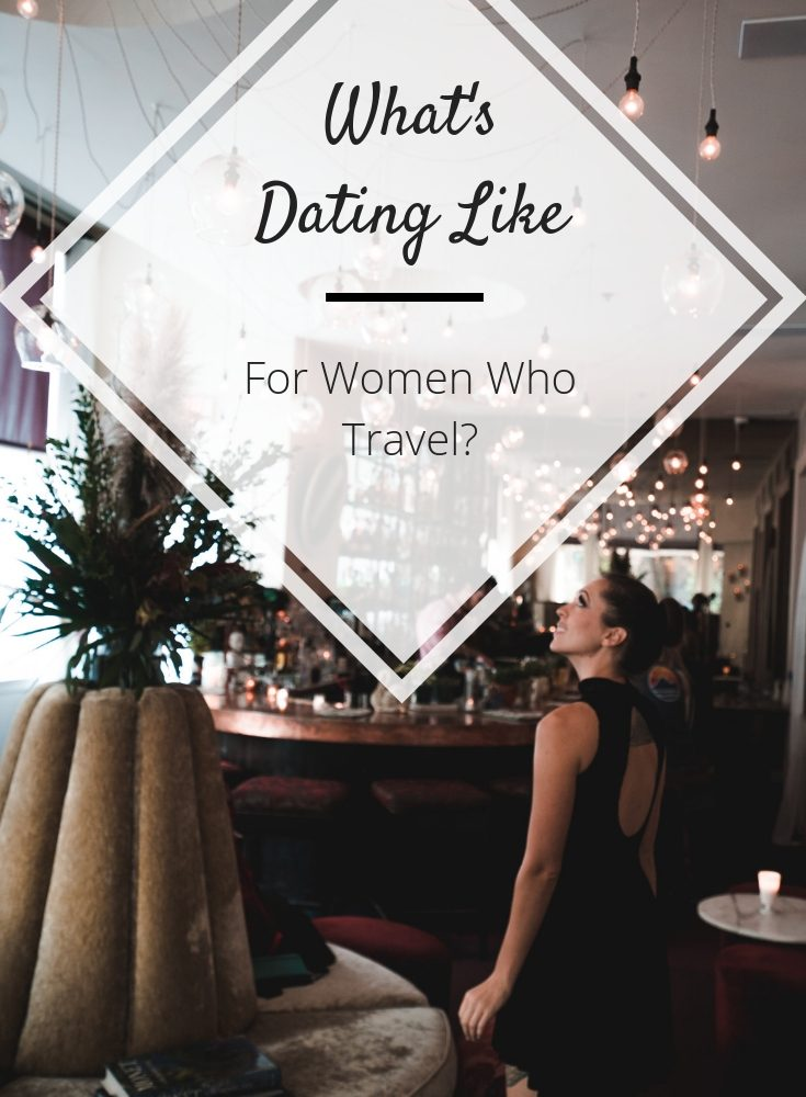 solo female traveler dating