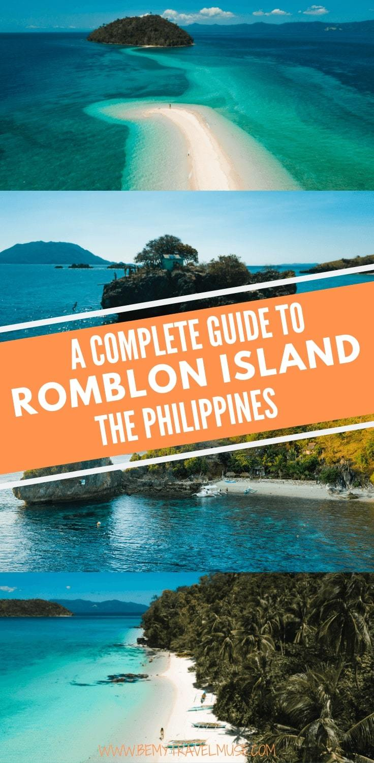 Romblon Island, Philippines is a paradise island that's full of fun activities, beautiful beaches, and some of the best places you can stay. If you are visiting, check out this complete itinerary and island hopping guide to help you get the most out of your trip!