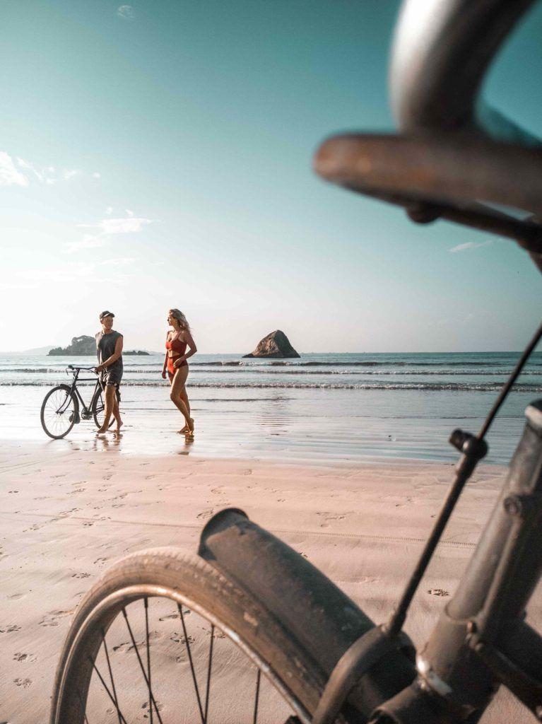 Weligama bike ride