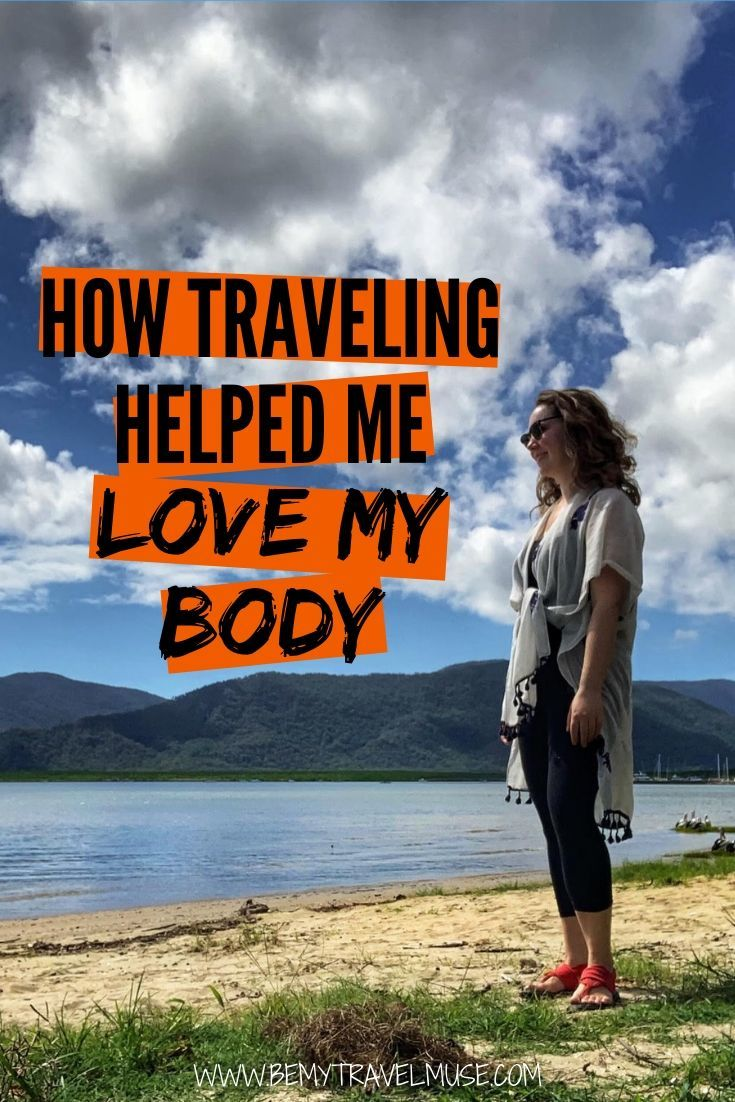 Traveling solo helped me love my body again. I realized the importance of body positivity and learned to appreciate and celebrate my body through travel. Click to read my story and I hope it will help you realize the same! #BodyPositivity #SoloFemaleTravel